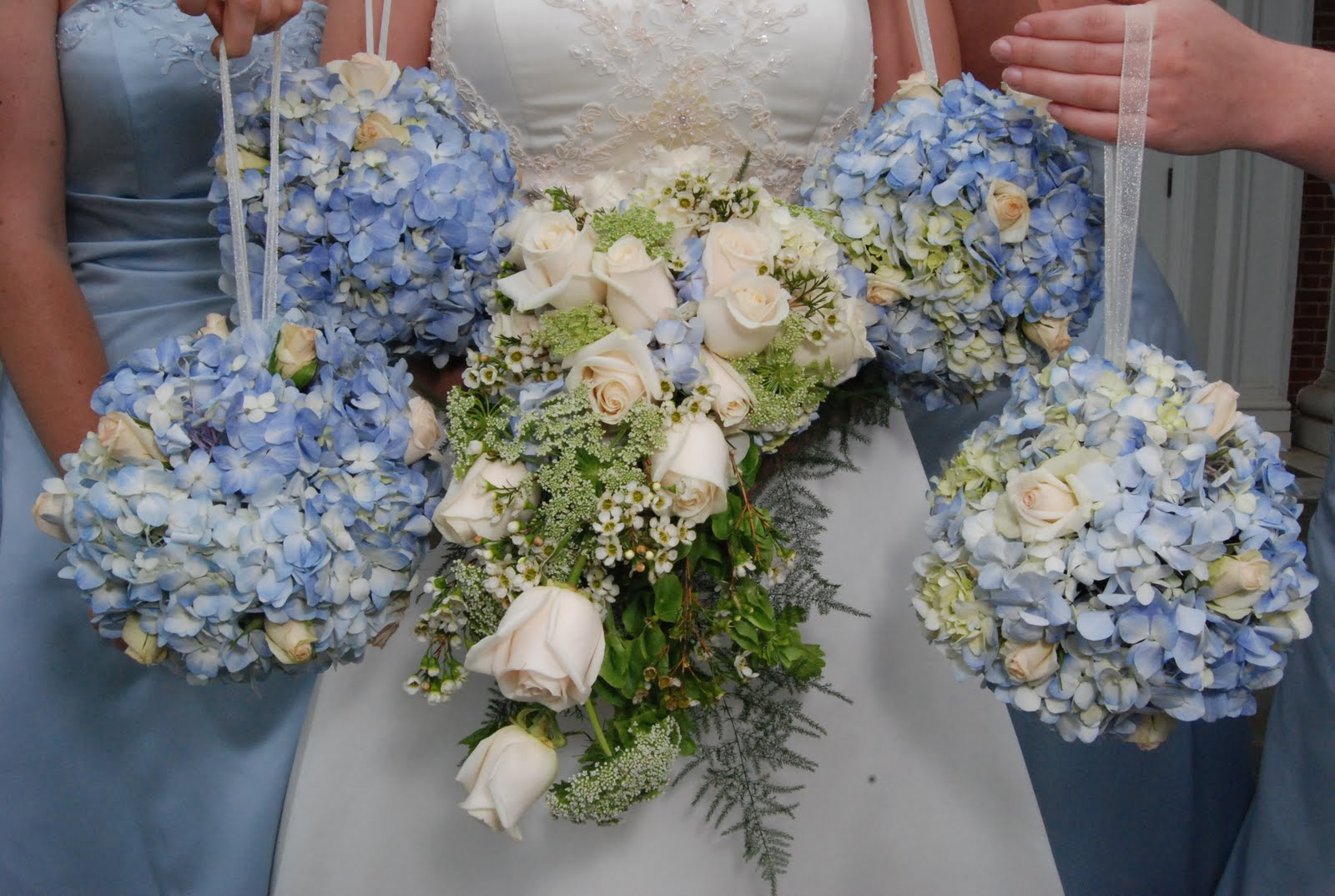 Wedding Flowers With Hydrangea : Sherri s jubilee hydrangea season is coming soon