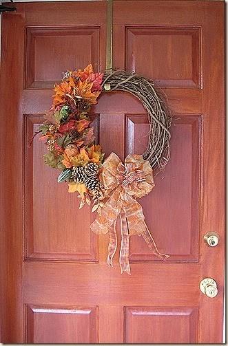 Sherri S Jubilee Autumn Front Door Wreaths
