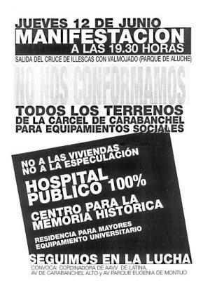 IMPORTANTE: Asamblea Vecinal