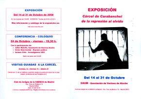 Exposición en el Club de Amigos de la Unesco (Madrid)