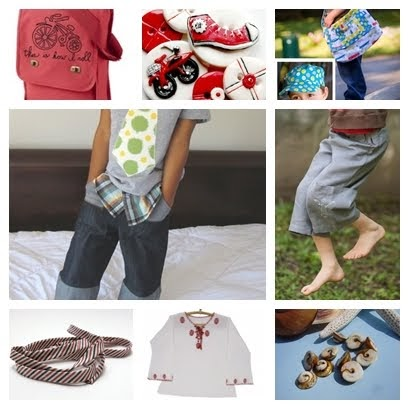 The Haby Goddess Sewing For Boys Plus A Pattern Giveaway