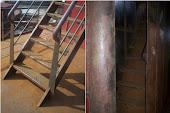 Prefafricado y montaje de escaleras externas e internas