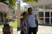 Con Juan Ramon