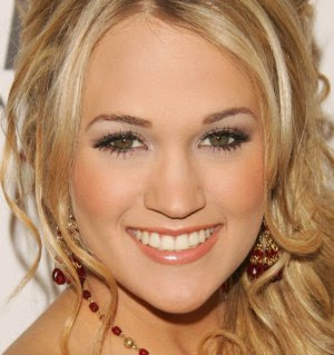 carrie underwood porm hairstyles