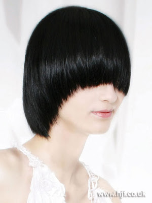 black bob hairstyles for 2010. lack hair styles 2010