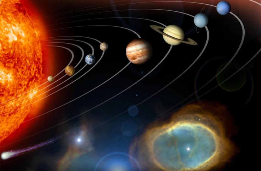 AMAZING INFO & FACTS: Interesting Facts about PLANETS