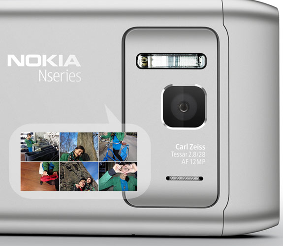 Nokia N8 Worlds Best Camera Phone LAUNCHED with 12 ...