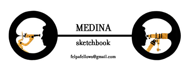 MEDINA SKETCHBOOK