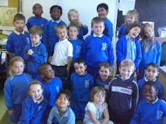 Senior Infants 2008/2009 Room 5