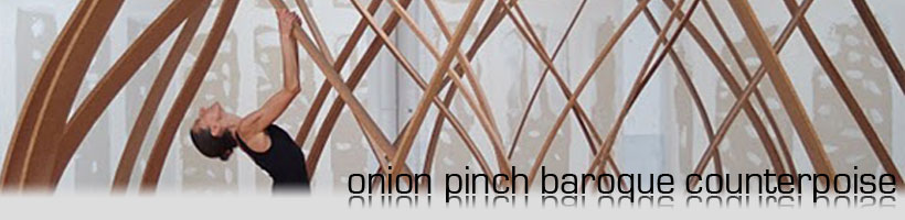 Onion Pinch Baroque Counterpoise