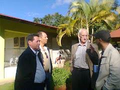 Ángel Rivera Juliao, Arsenio Díaz, Manuel Salvador Gautier y Eduardo Gautreau