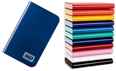WD Portable Hard Disk