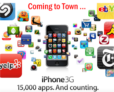 iPhone Coming to Town