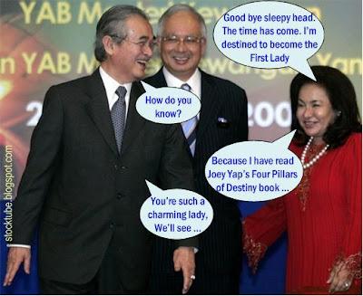 Rosmah Najib Destiny