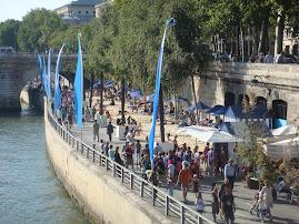 La plage de Paris....