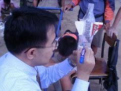 ตรวจสอบระดับน้ำโดยผู้เชี่ยวชาญ