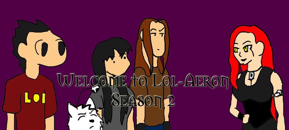 Welcome to Lol-aeron, webcomic canario subrealista y de bajo presupuesto actualizado cada martes