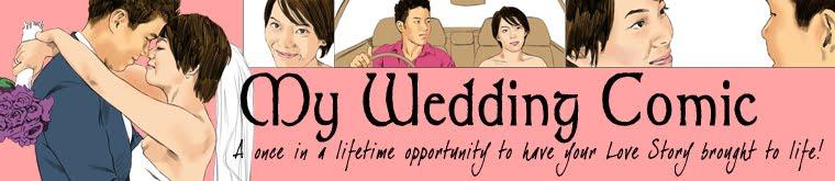 My Wedding Comic