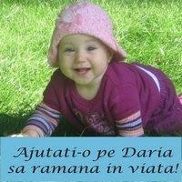 Ajutati-o pe Daria sa traiasca
