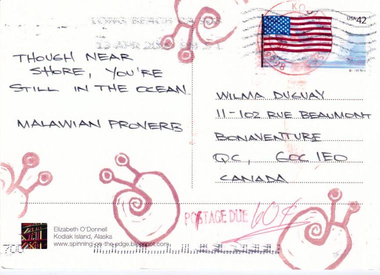 Elizabeth O'Donnell Kodiak Island, Alaska  USA