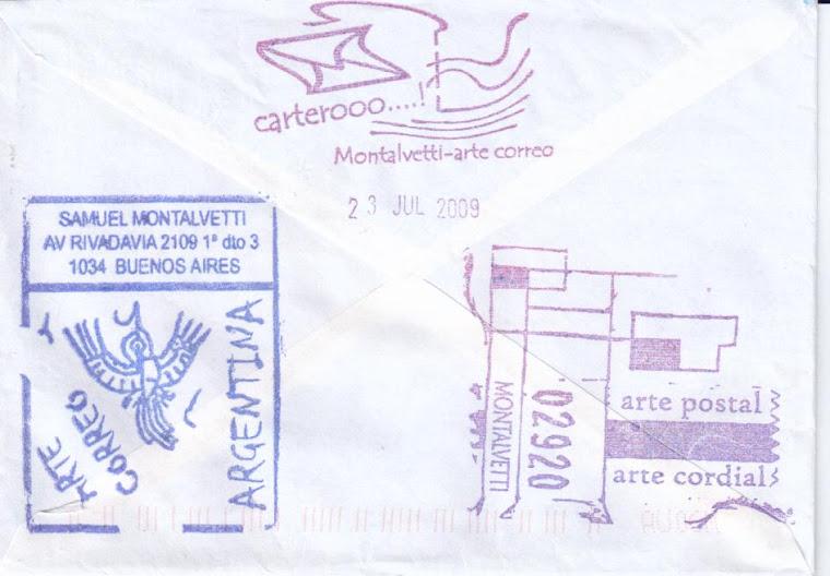 Samuel Montalvetti   Buenos Aires   Argentina