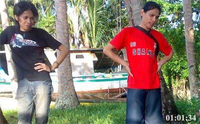 Ipoy dan Dean Laskar Lelaki