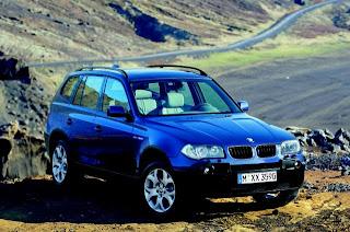 New BMW X 3