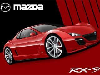 Mazda RX-9 sports car