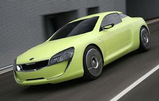KIA SPORTS CAR