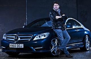 Mercedes CL 500 BlueEfficiency