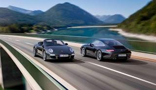 Porsche Black Edition