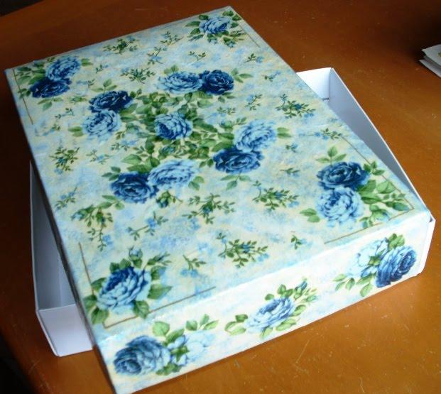 Eccezionale Creazioni di Letizia: scatole decorate JG42