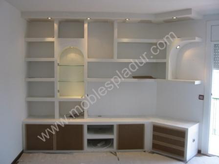 Pladur barcelona instaladores muebles pladur for Muebles pladur