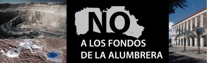 NO a los fondos de la Alumbrera