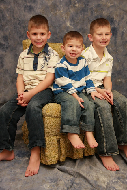 Great little boys!