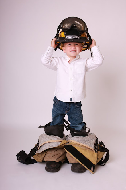 Future firefighter....maybe?