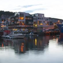 Hansjordnesbukta, Tromsø