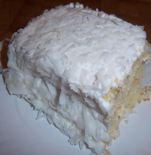 ... Cookin' Italian Style Cuisine: Old Fashioned Coconut Cream White Cake