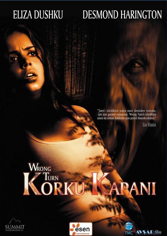 Filmin adı korku kapanı 4 wrong turn 4 2011 türkçe altyazılıdır