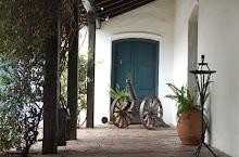 Interiores de la Casa de Tucumán