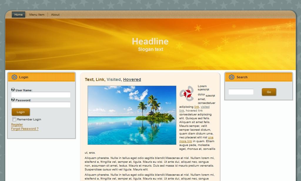 Asp net web page design templates 8532538 - hitori49.info