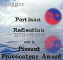The Pissy Blog Award