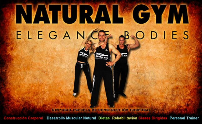 Gimnasio Natural GYM