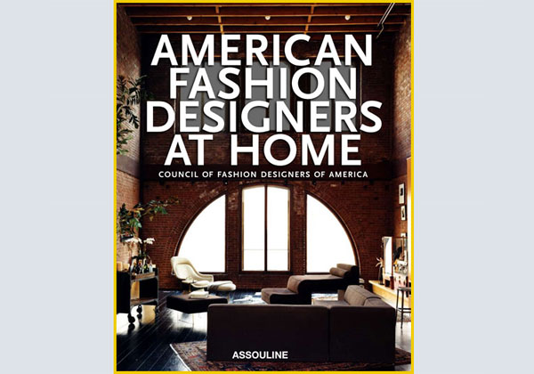 4bildcasa American Fashion Designer At Home