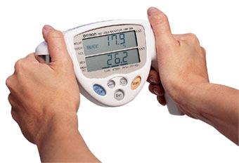 grasa corporal medicion: