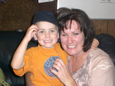 Jackson and mommy