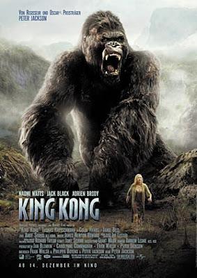 Filme Poster King Kong [2005] DVDRip Dual Audio e Dublado