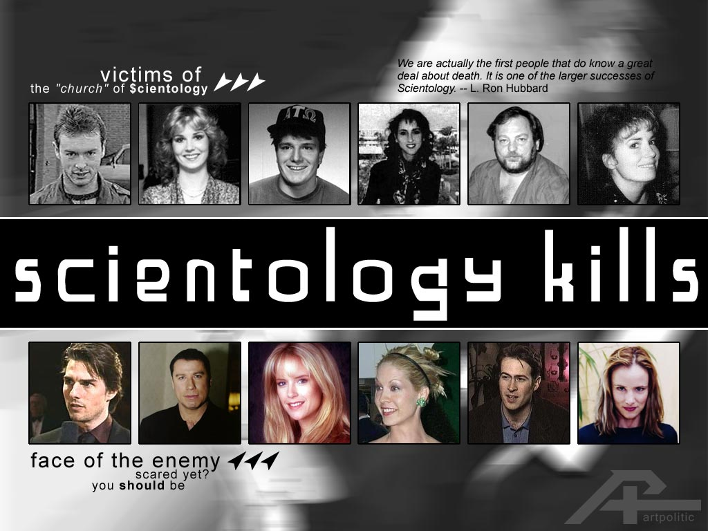 scientology deaths