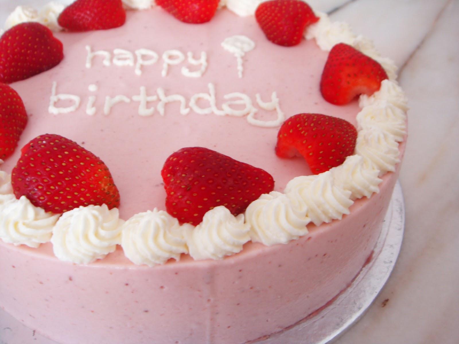 Baking Library Stephanies Birthday Cake
