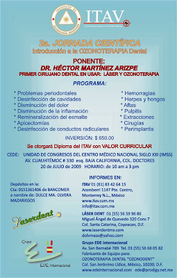 ozonoterapia dental
